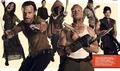 The Walking Dead-EW Magazine