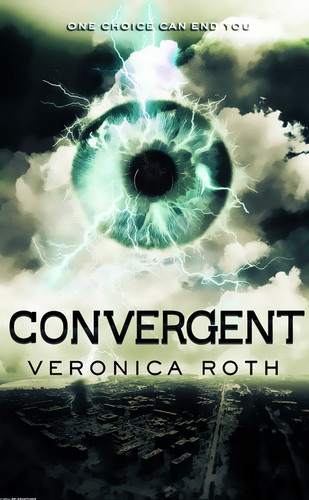 The third book of Divergent trilogy