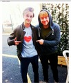 Tom Felton & Rupert grint - harry-potter photo