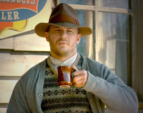 Tom Hardy - Forrest Bondurant - Lawless - tom-hardy Photo
