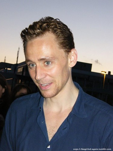 Tom Hiddleston in Cologne