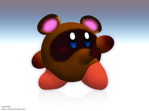 Tom Nook Kirby