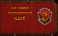 Total house points earned - new feature - pottermore photo