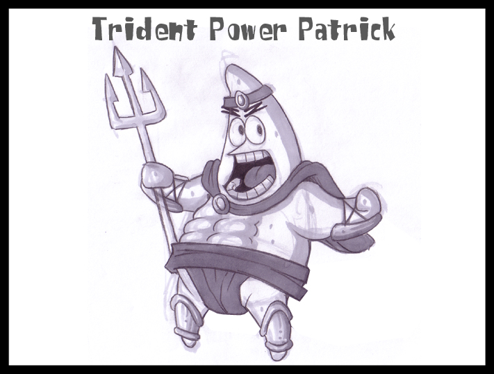 Trident Power Patrick
