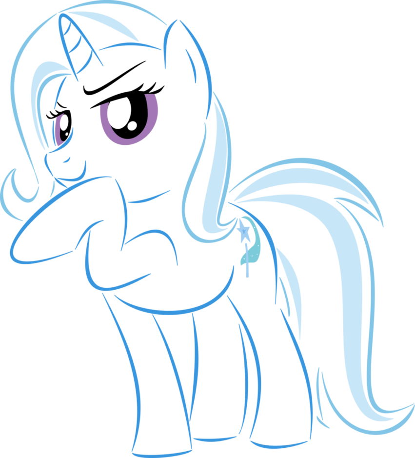 My Little Pony Friendship is Magic Trixie
