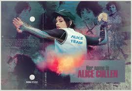 Twilight Collage(Alice)