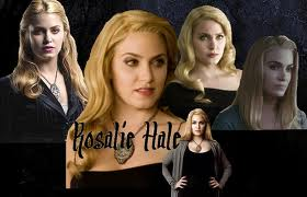 Twilight Collage (Rosalie)