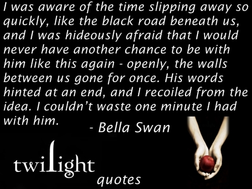Twilight উদ্ধৃতি 221-240