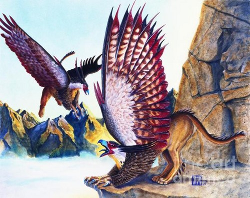 Two Griffins