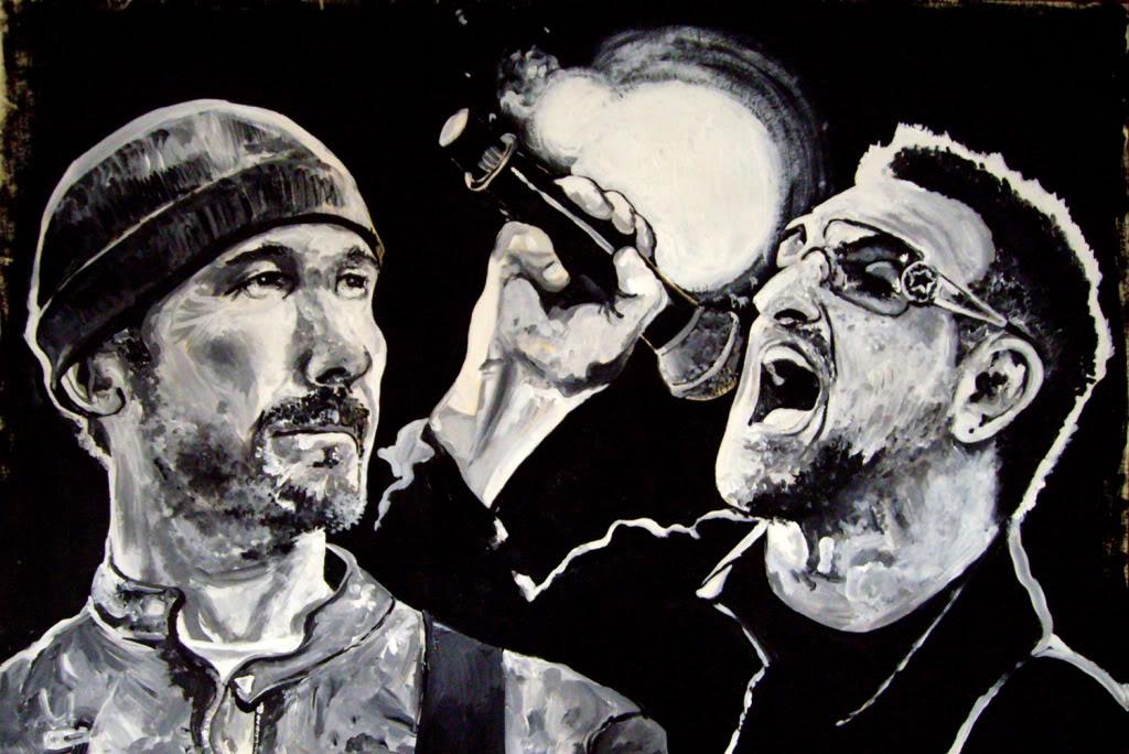 U2 Fanart