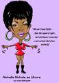 Uhura by LeahG