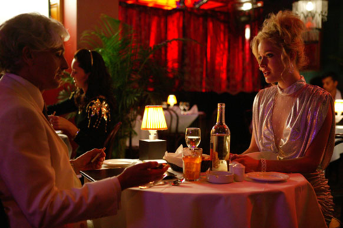 Georgina Haig fondo de pantalla with a brasserie, a cena table, and a restaurant called Underbelly Episodic Stills