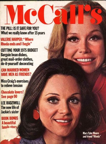 Valerie and Mary on the Cover of TV Guide