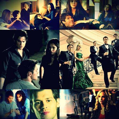 College Vampire Diaries Vampire Diaries College
