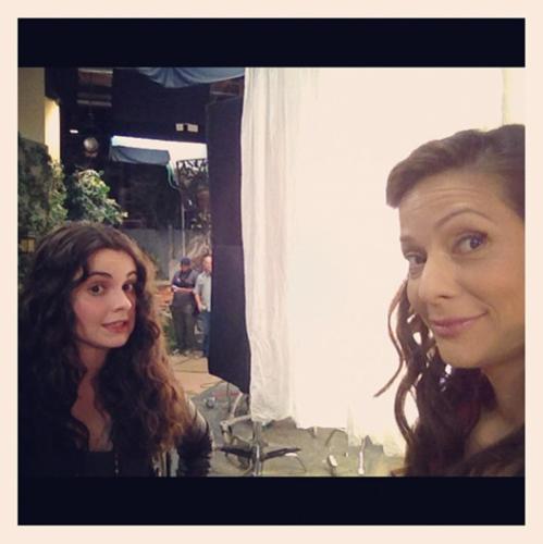 Vanessa & Constance