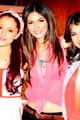 Victoria and Ariana