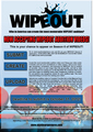 WIPEOUT VIDEO CONTEST - wipeout photo