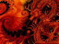 Wallpaper - griffins-and-dragons photo