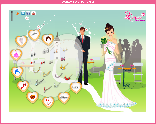 Wedding Dress Free On Line Game : Wedding dress quiz games style of bridesmaid dresses