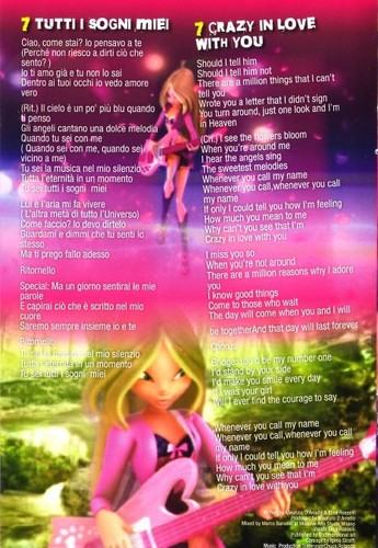 Winx Club - Crazy In upendo With wewe