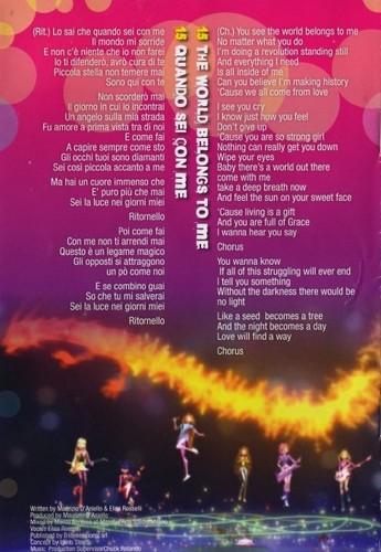 Winx Club - The World Belongs to Me