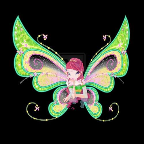 El Club Winx fondo de pantalla titled Winx Flyrix~