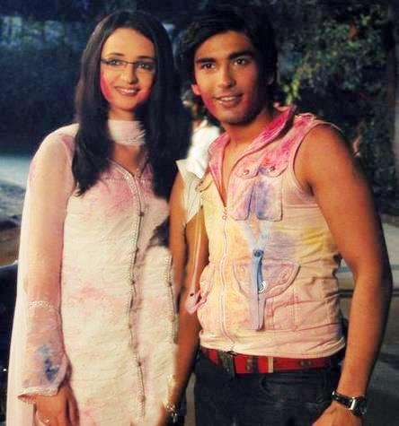 With Mohit Sehgal
