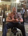 Working Out - dwayne-the-rock-johnson photo