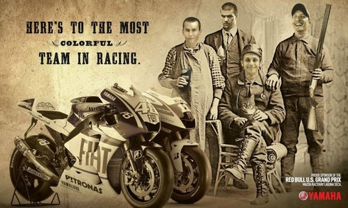 Yamaha team oldies :))
