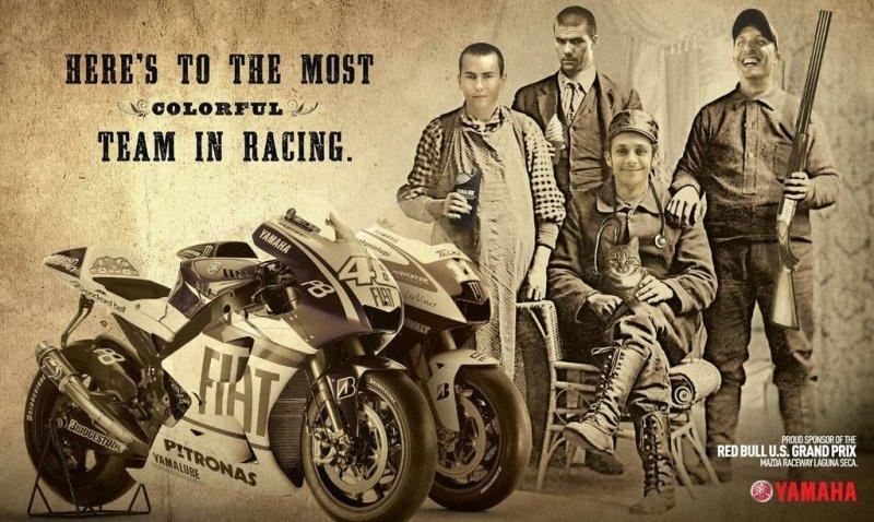 Yamaha team oldies :))
