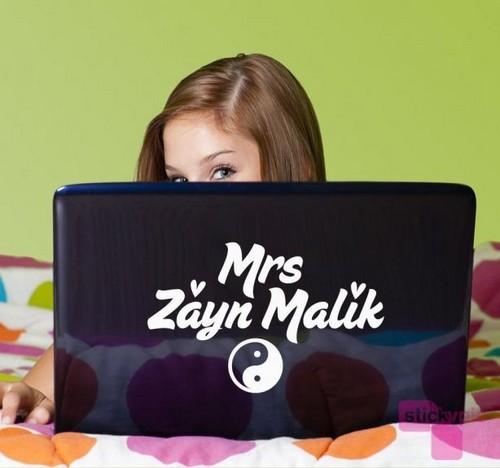 Yes Iam Mrs.Zayn Malik Imy *.*