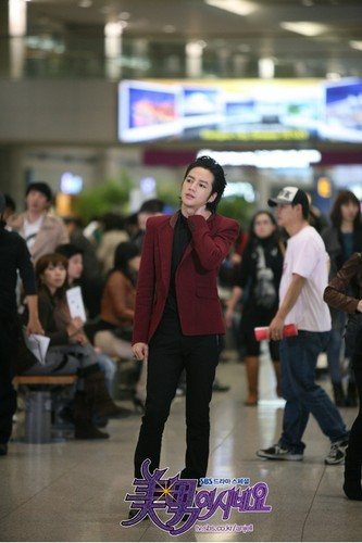 آپ are beautiful [ Tae Kyung ]