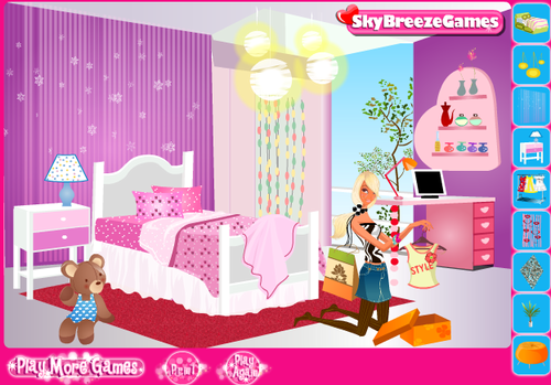 Your Style Bedroom Decor - Dressup24h