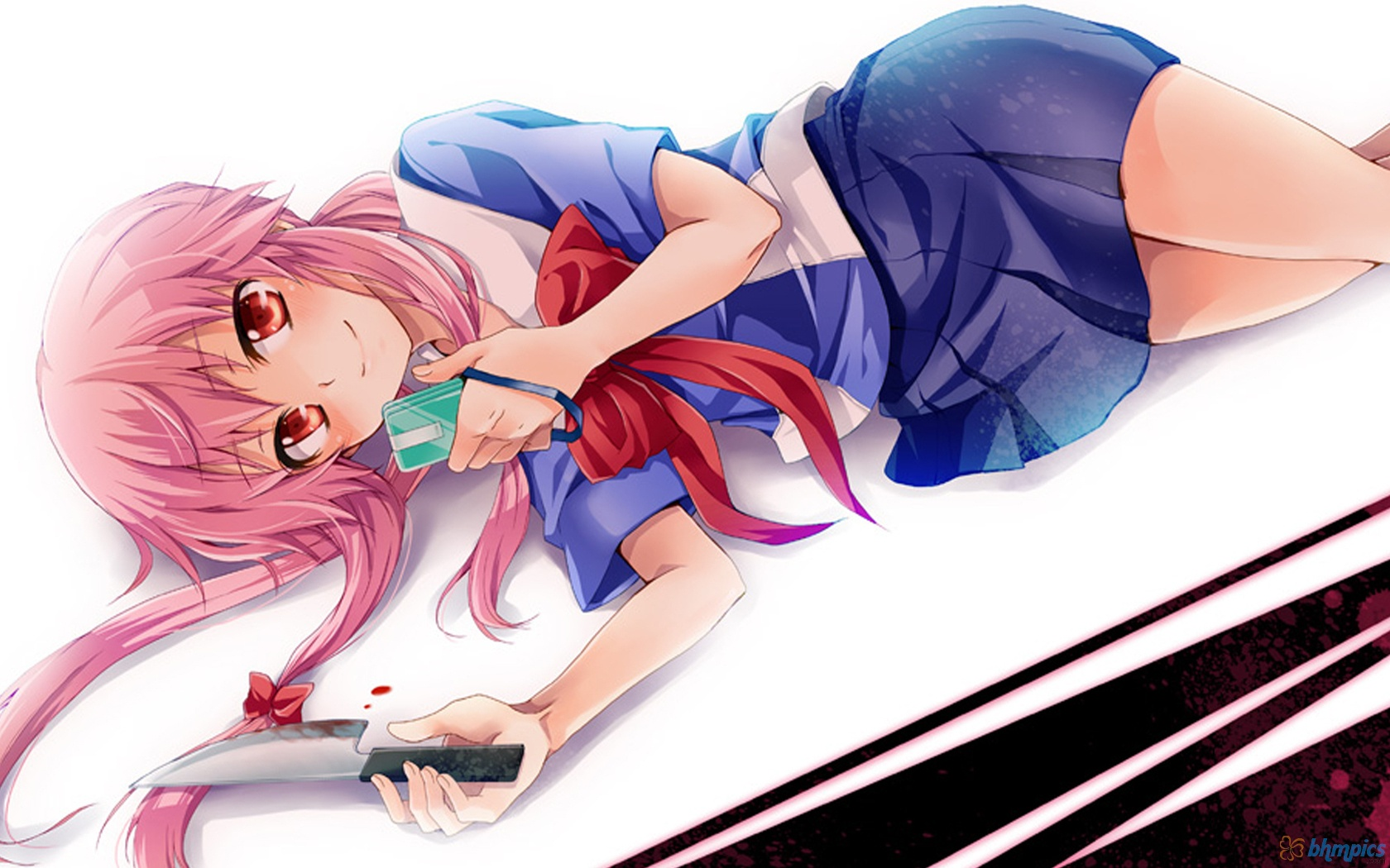 Gasai Yuno Wallpaper: Yuno Gasai Images Yuno♥ HD Wallpaper And Background Photos