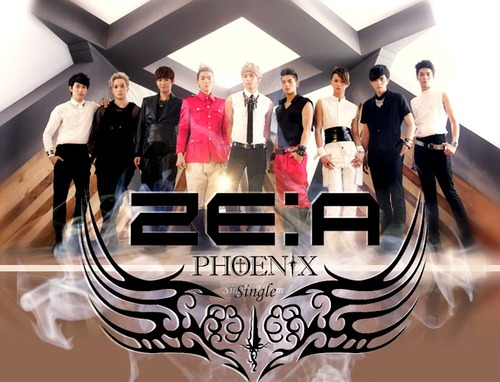 ZE:A Phoenix MV