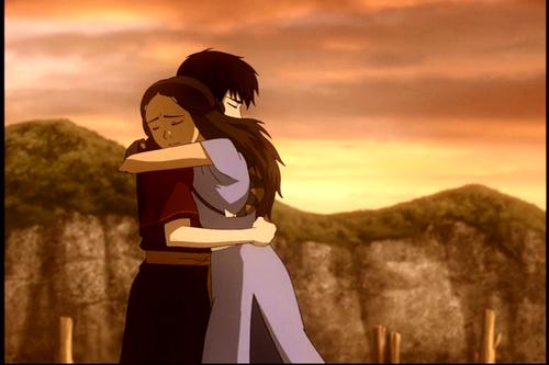Zutara Hug ^_^