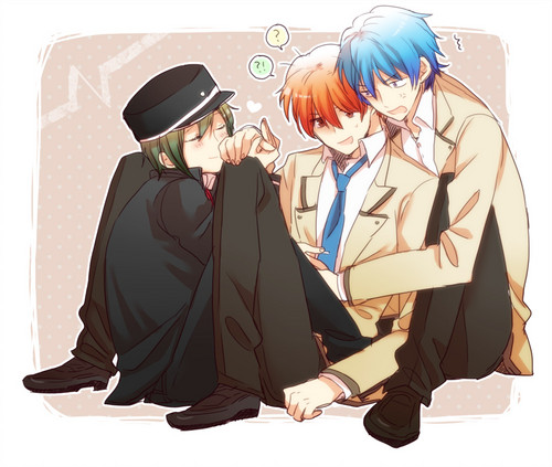 Angel beats Yaoi