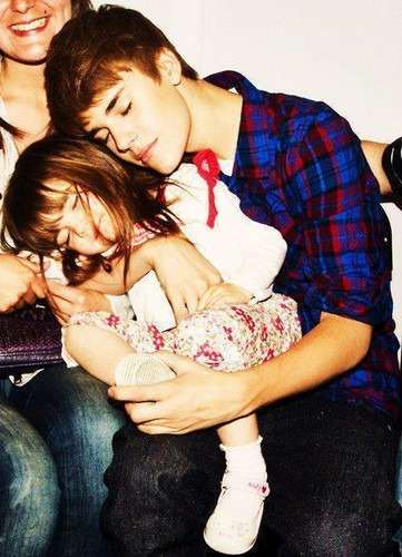 angel - justin-bieber Photo