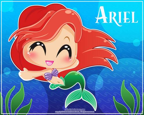 ariel Chibi