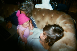 Baby  Niall on Baby Lux With Harry And Niall   One Direction Photo  31959634