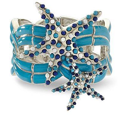blue nyota samaki bracelet