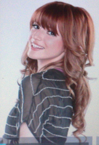 Shake It Up wallpaper with a portrait called cece jones
