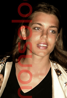Principessa carlotta, charlotte Casiraghi wallpaper with a portrait titled carlotta, charlotte