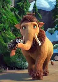 peaches from ice age Hintergrund entitled cute