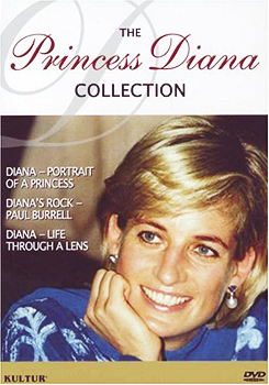 Prinzessin Diana Hintergrund possibly with a sign, a newspaper, and Anime entitled diana