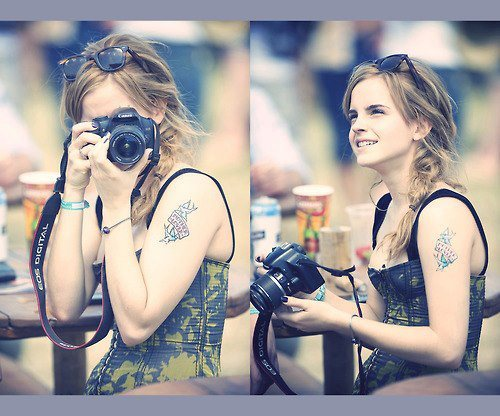 Photography Fan wallpaper possibly with a portrait titled emma
