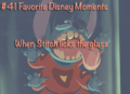 favorite disney moments - lilo-and-stitch fan art