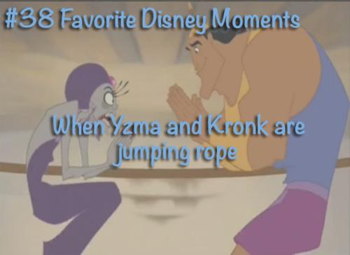 favorit disney moments