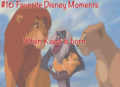 favorite disney moments - the-lion-king-2-simbas-pride fan art