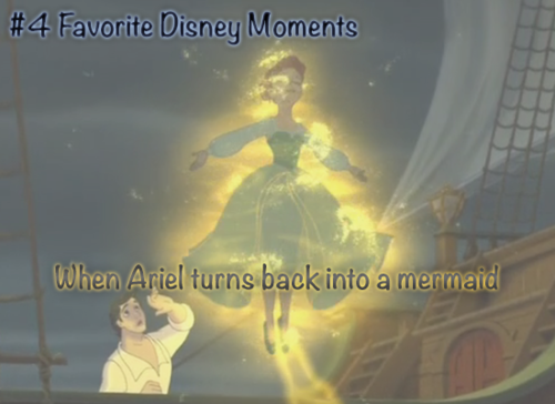 favori Disney moments